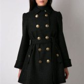Fashionable Winter Coats For Ladies