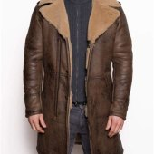 Green Fur Coat Mens