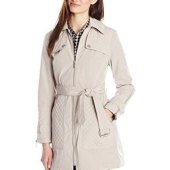 Kenneth Cole Trench Coat Womens