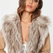 Making A Faux Fur Coat