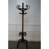 Reclaimed Wood Hat And Coat Rack