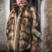 South American Fur Coat